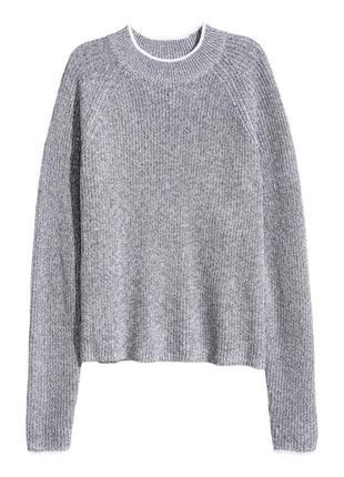 H&m свитер, указан xs, можно на s