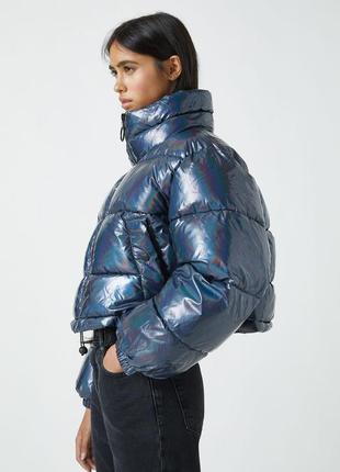 Крутая трендовая куртка в стиле zara pull&bear