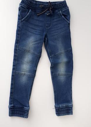 Утеплені джинси