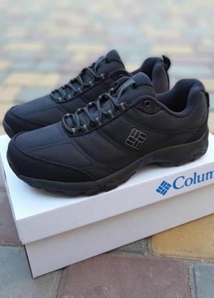 Мужские кроссовки columbia firecamp (термо, еврозима)
