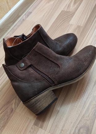 Ботинки ботильоны черевики черевички la fee