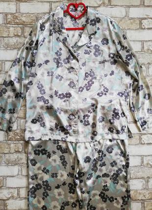Пижама в цветочки