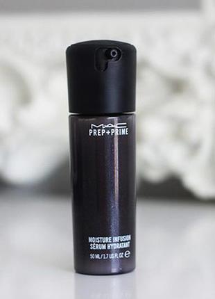 База под макияж mac prep + prime moisture infusion serum