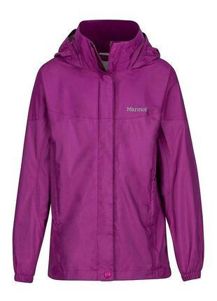Куртка ветровка дождевик для девочки