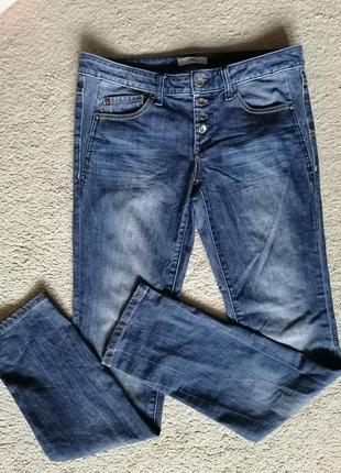 Классные узкие джинсы esprit w29l32, качество, в идеале