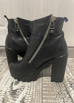 Зимние ботинки new trend italy design