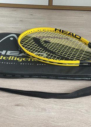Теннисная ракетка  head intelligence