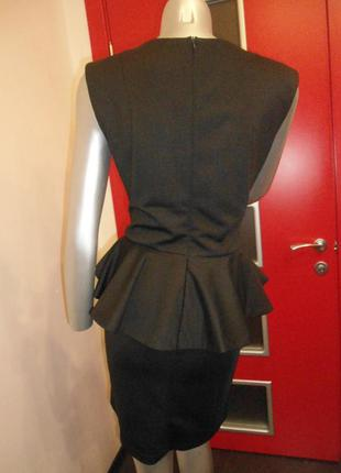 Распродажа! платье victoria beckham, италия4 фото