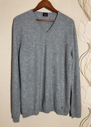 Кашемировый джемпер/ пуловер joop
