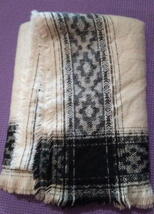 Палантин (шарф) zara