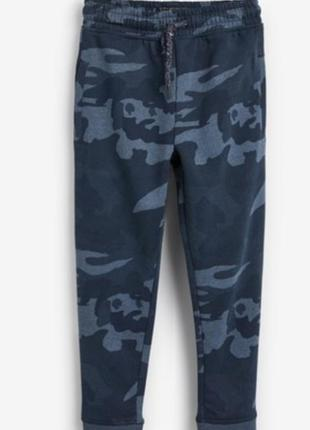 Теплые штаны джогеры next некст 8-10 лет