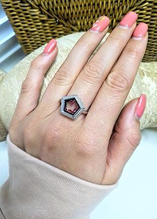Кольцо в стиле chopard