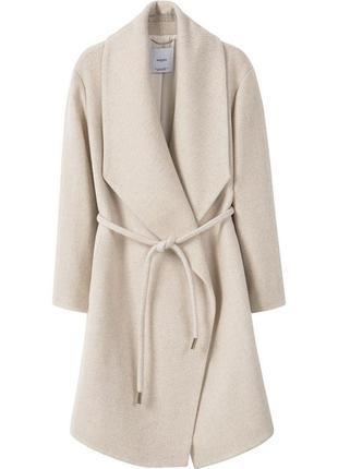 Пальто mango xs