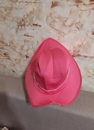 Карнавальная маскарадная шляпа