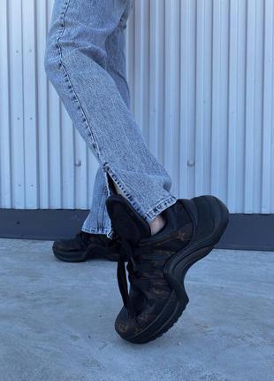 Кросівки archlight  black кроссовки