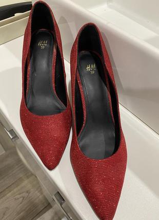 Мерцающие туфли