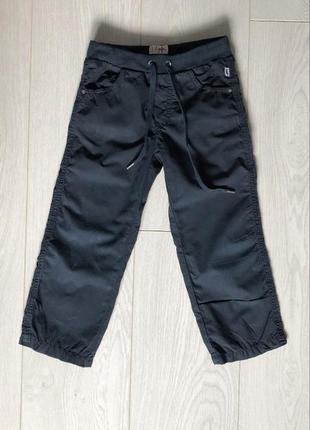 Штани сині il gufo на 3-4роки
