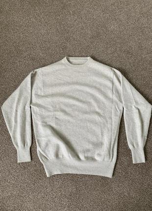 Красивый кашемировый свитер италия