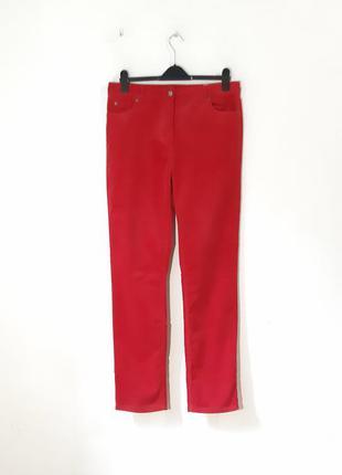 Вельветовые брюки на высокий рост