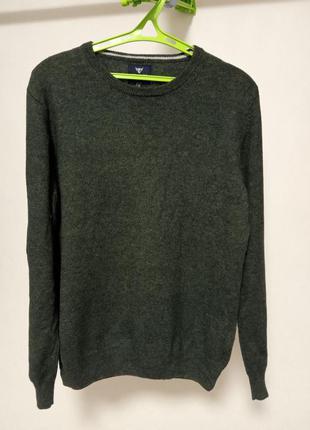 Шерстяной свитер, унисекс