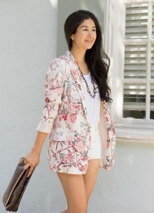 Zara пиджак жакет блейзер zara