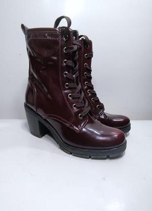 Женские ботинки р.39 (25 см)