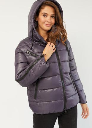 Зимняя женская куртка по скидке! распродажа! owersize оверсайз. свободная