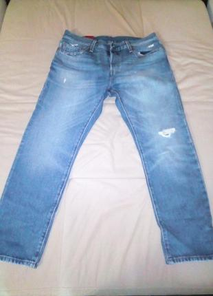 Новые джинсы levi's 501