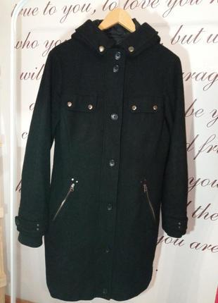 Пальто из натуральной шерсти, esprit