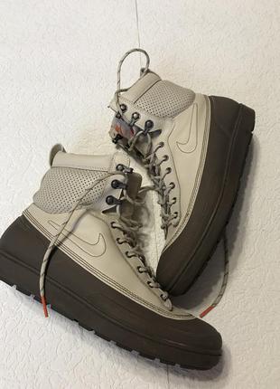 Ботинки nike waterproof 39 р-р