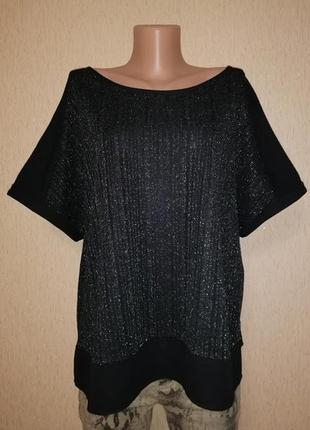 Красивая женская футболка, блузка 18 размер papaya