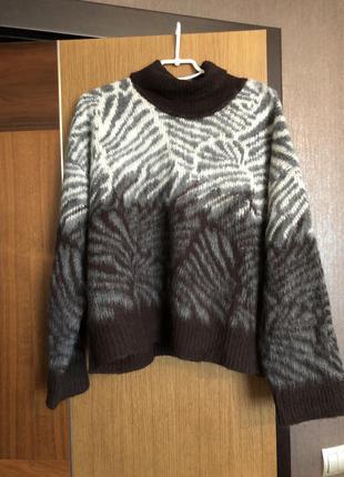 Новый оригинальний свитер оверсайз by malene birger