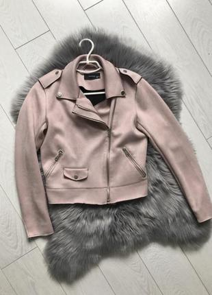 Косуха, замшевая косуха, куртка, кожанка