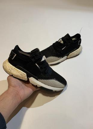 Мужские оригинальные кроссовки на бусте adidas originals pod-s3.1 boost 42