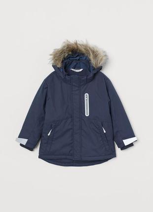 Куртка, парка h&m 122, 128, 134р