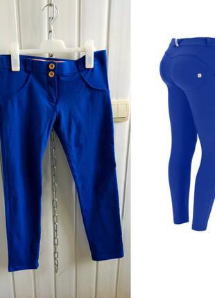 Формирующие брюки лосины wr.up® насыщенного цвета freddy 165/74 cm,s