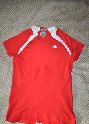 Термо футболка adidas formotion на 13-14 лет в идеале рост 158-164