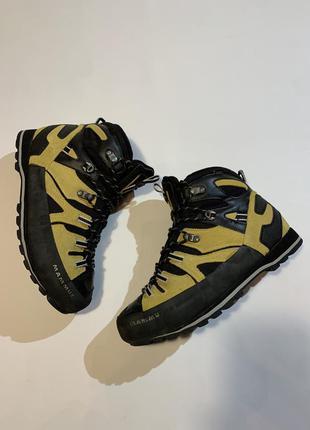 Мужские оригинальные треккинговые альпинистские ботинки mammut mt. cliff gtx ms gore tex 45 46