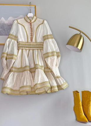 Платье zimmerman
