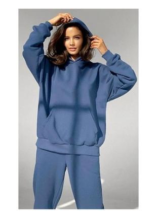 Спортивный костюм 28578-7 джинсовый осень украина