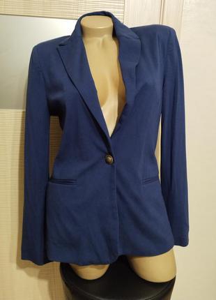Акция 1+1=3🤩🤑актуальный удлиненный пиджак блейзер, жакет на одну пуговицу