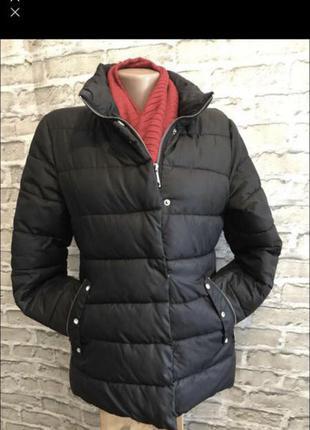 Куртка женская осенняя утеплённая
