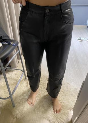 Кожаные штаны (кожані штани)