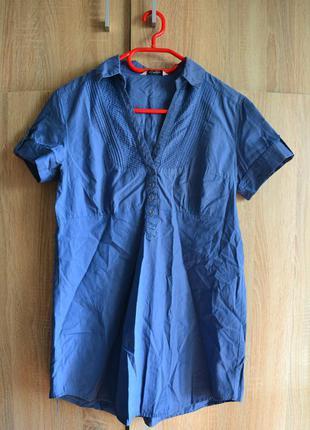 Актуальная хлопковая рубашка от pull&bear