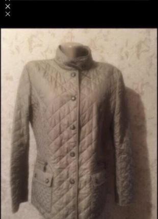 Куртка женская осенняя стеганая