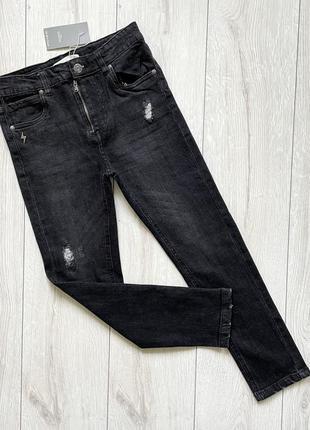 Подростковые джинсы regular fit для мальчика piazza italia италия