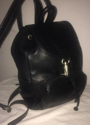Em-el рюкзак из натуральной кожи