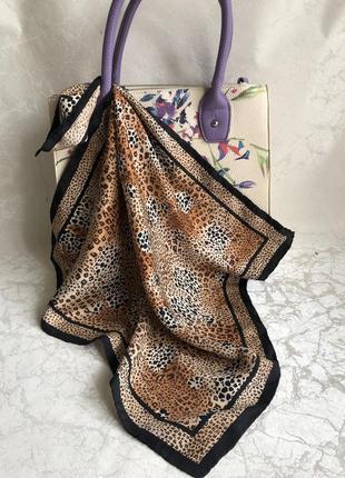 Шелковый платок jammers&leufgen