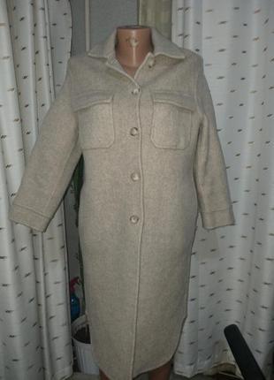 Пальто рубашка.