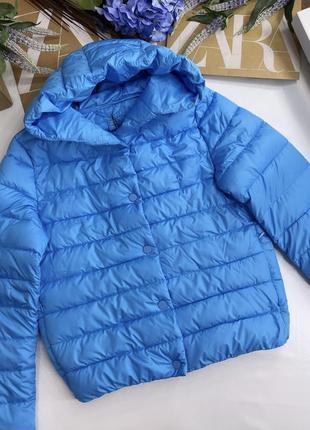 Демисезонная куртка с капюшоном. amisu. размеры уточняйте.